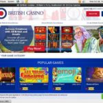 All British Casino Webmoney