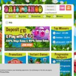 Daisy Bingo Pay By Options