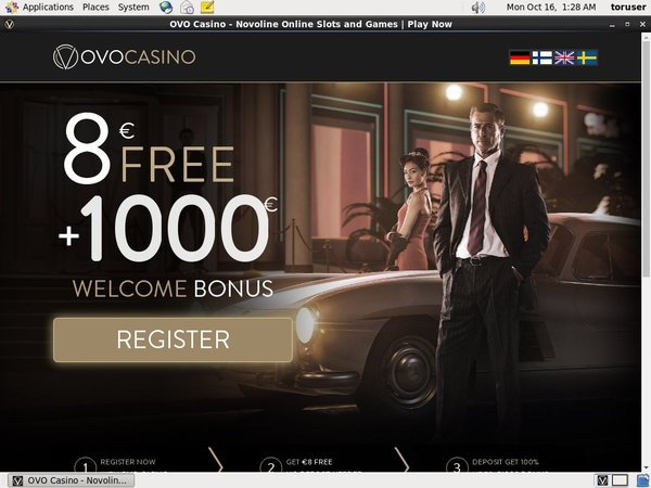 Ovocasino Table Limit