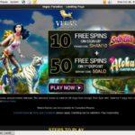 Vegas Paradise No Download