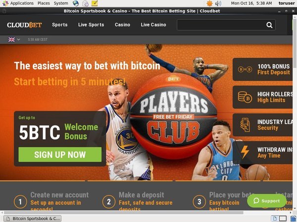 Bitcoin Casino Poker