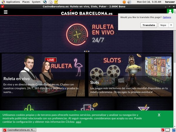 Casinobarcelona Versement