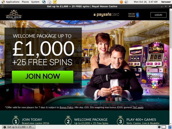 Royal House Casino Free Casino Games