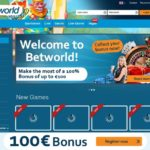 Betworld Registration