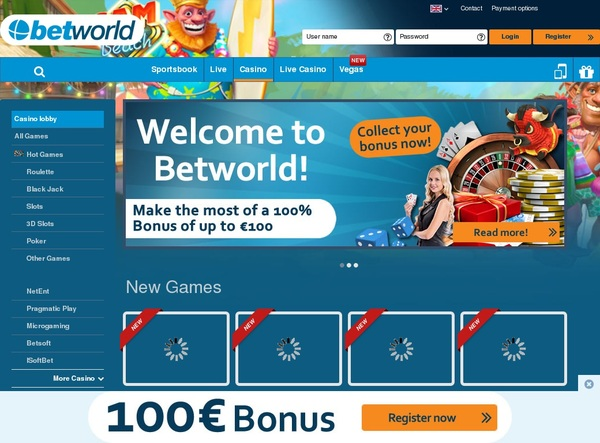 Betworld Trustly