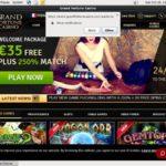 Grand Fortune Casino Prizes