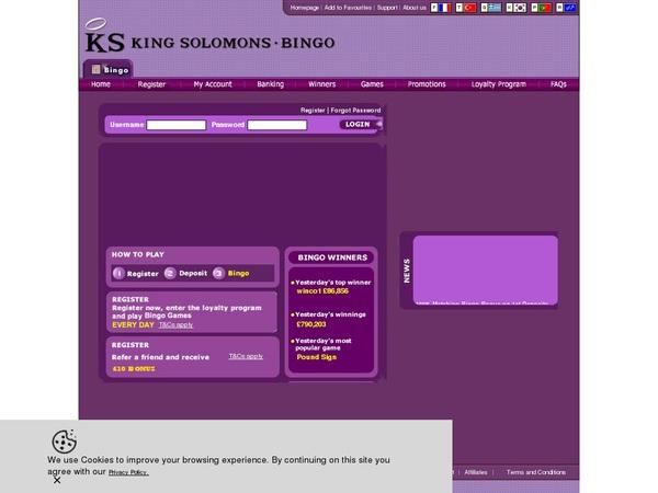 New Ksbingo Account