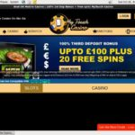 My Touch Casino Bonus Bet