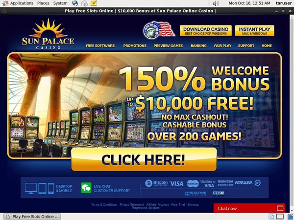 Sun Palace Casino Join Vip